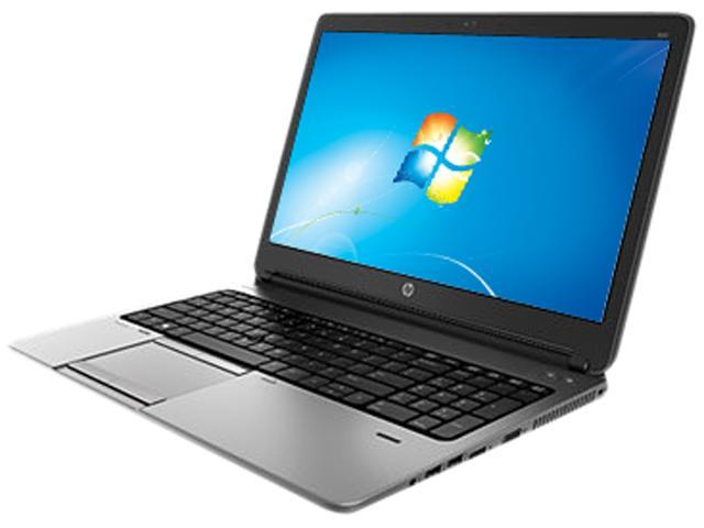 HP ProBook 650 (F2R82UT#ABA) Notebook Intel Core i5 4200M (2.5GHz) 4GB Memory 500GB HDD Intel HD Graphics 4600 15.6