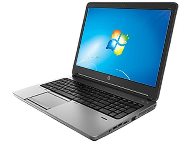 HP ProBook 650 G1 (F2R74UT#ABA) Notebook Intel Core i5 4200M (2.5GHz) 4GB Memory 500GB HDD Intel HD Graphics 4600 15.6