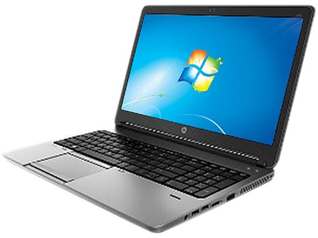 HP ProBook 655 G1 (F2R12UT#ABA) Notebook AMD A-Series A8-5550M (2.10GHz) 8GB Memory 500GB HDD AMD Radeon HD 8550G 15.6
