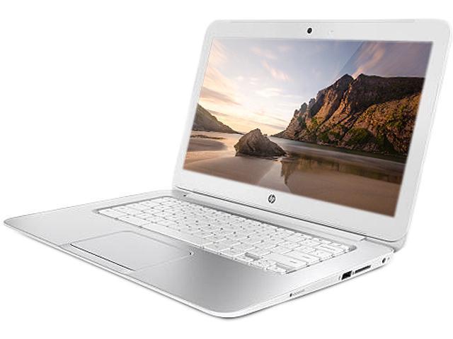 HP Chromebook 14 (F7W51UA#ABA) Chromebook Intel Celeron 4GB Memory 32GB SSD 14.0