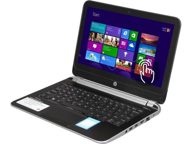 HP Pavilion 11-e110nr Notebook AMD A-Series A4-1250 (1.00GHz) 4GB Memory 500GB HDD AMD Radeon HD 8210 11.6