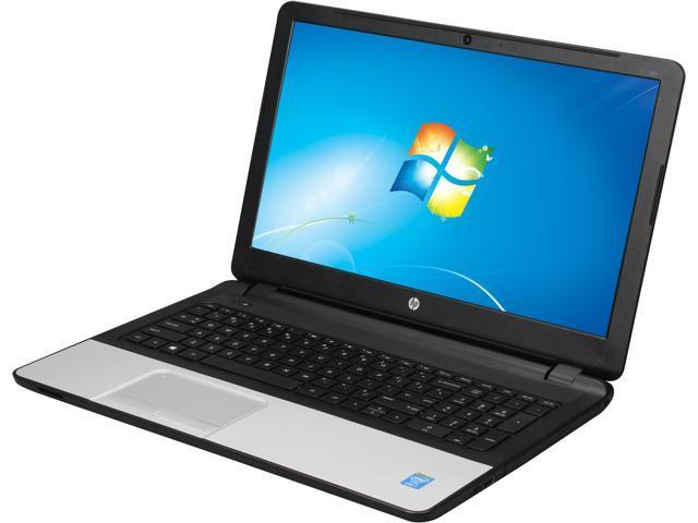 HP 350 G1 (G4S63UT#ABA) Notebook Intel Core i7 4500U (1.80GHz) 4GB Memory 500GB HDD Intel HD Graphics 4400 15.6