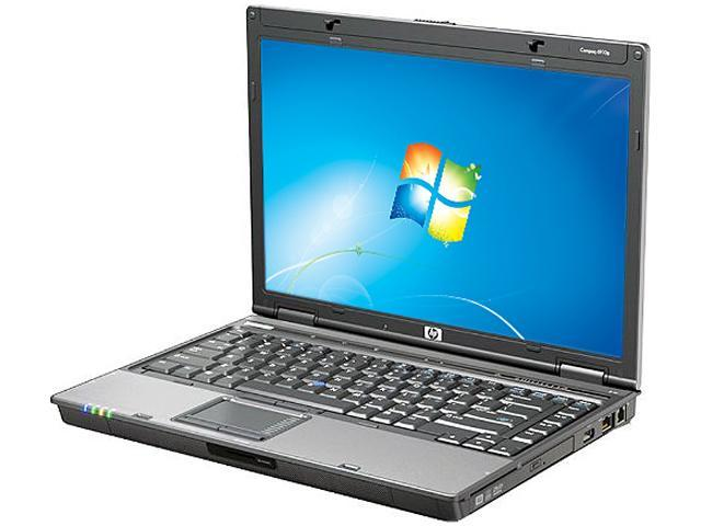 HP 6910P B Grade (Scratch and Dent) Notebook Intel Core 2 Duo 2.00GHz 2GB Memory 80GB HDD Intel GMA X3100 14.1