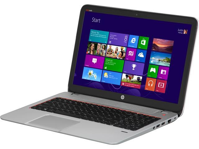 HP ENVY 15 15-j007cl Notebook AMD A-Series A10-5750M (2.50GHz) 8GB Memory 1TB HDD AMD Radeon HD 8650G 15.6