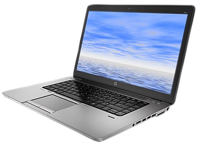 HP EliteBook 850 G1 (E3W20UTR#ABA) Notebooks Intel Core i5 4200U (1.60GHz) 4GB Memory 500GB HDD Intel HD Graphics 4400 15.6