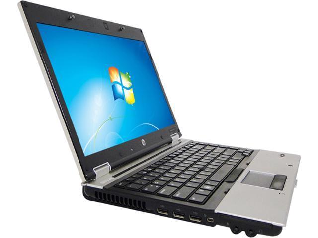 HP 8440P Notebook Intel Core i5 2.40GHz 4GB Memory 250GB HDD 14.1