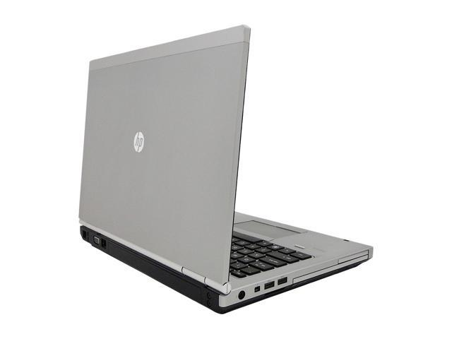 HP 8460p Notebook Intel Core i5 2.50 GHz 4GB Memory 500GB HDD Intel HD Graphics 14.1