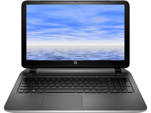 HP Pavilion 15-p010us Notebook AMD A-Series A8-6410 2.4GHz 6GB Memory 750GB HDD AMD Radeon R5 graphics 15.6
