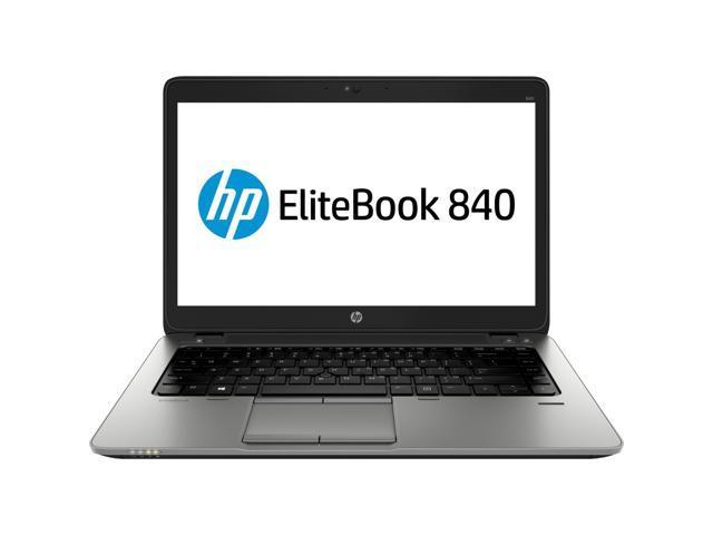 HP Laptop EliteBook 840 G1 Intel Core i7 4600U (2.10 GHz) 8 GB Memory 256 GB SSD Intel HD Graphics 4400 14.0