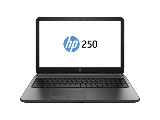 HP 250 G3 (G4U96UT#ABA) Notebook Intel Core i3 3217U (1.80GHz) 4GB Memory 500GB HDD Intel HD Graphics 4000 15.6