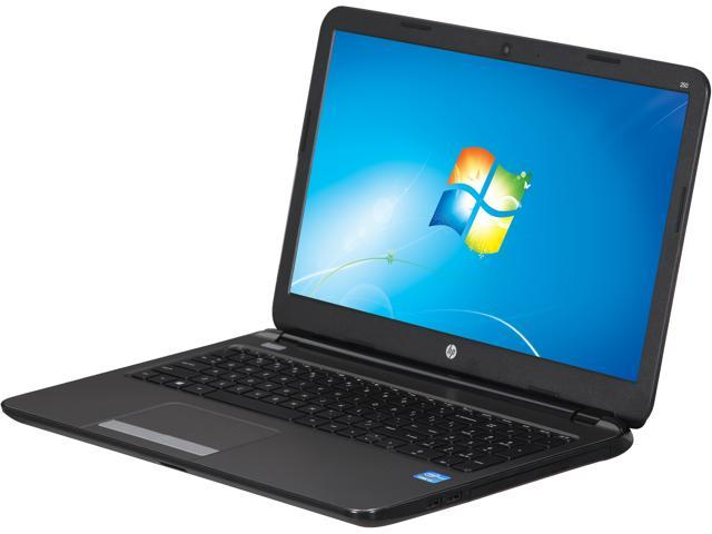 HP 250 G3 (G4U96UT#ABA) Notebook Intel Core i3 3217U (1.80GHz) 4GB Memory 500GB HDD Intel HD Graphics 4000 15.6