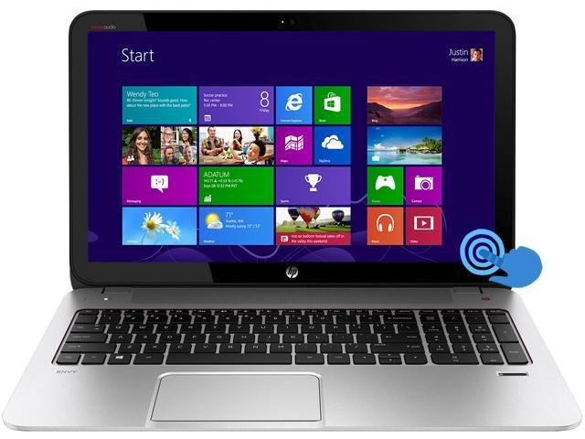 """HP Laptop ENVY 15 15-j003cl Intel Core i7 4700MQ (2.40 GHz) 16 GB Memory 1 TB HDD Intel HD Graphics 4600 15.6"""" Touchscreen ..."""