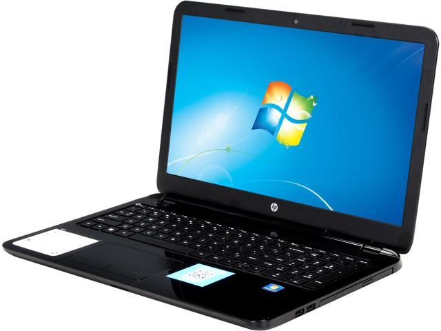 HP 15-G080NR Notebook AMD A-Series A6-6310 (1.80GHz) 4GB Memory 750GB HDD AMD Radeon R4 Series 15.6
