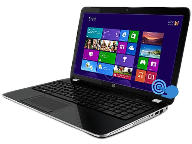 HP Pavilion 15-n279nr Notebook AMD A-Series A6-5200 (2.00GHz) 8GB Memory 1TB HDD AMD Radeon HD 8400 15.6