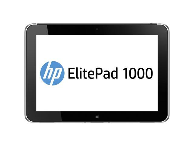 HP ElitePad 1000 G2 Net-tablet PC - 10.1