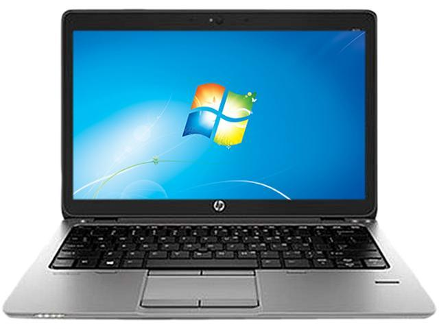 HP EliteBook 820 G1 (F2P29UTR#ABA) Notebook Intel Core i5 4200U (1.60GHz) 4GB Memory 180GB SSD Intel HD Graphics 4400 12.5
