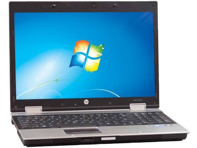 HP 8540P Notebook Intel Core i7 2.67GHz 4GB Memory 128GB SSD 15.5