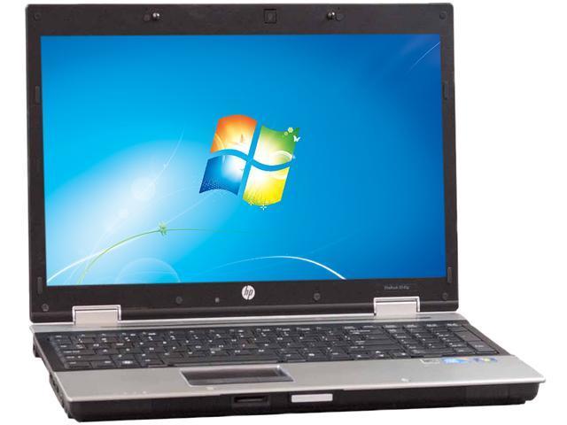 HP Laptop 8540P Intel Core i7 2.67GHz 4GB Memory 128GB SSD 15.5