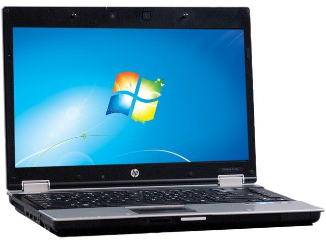 HP 8440P Notebook Intel Core i5 2.40GHz 4GB Memory 250GB HDD 14.0