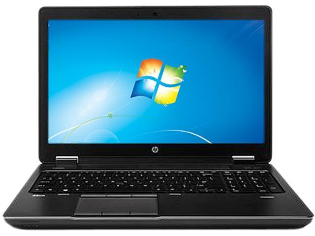 HP ZBook 15-G1 NotebookIntel Core i7 4900MQ (2.80GHz) 4GB Memory 256GB SSD NVIDIA Quadro K2100M 15.6