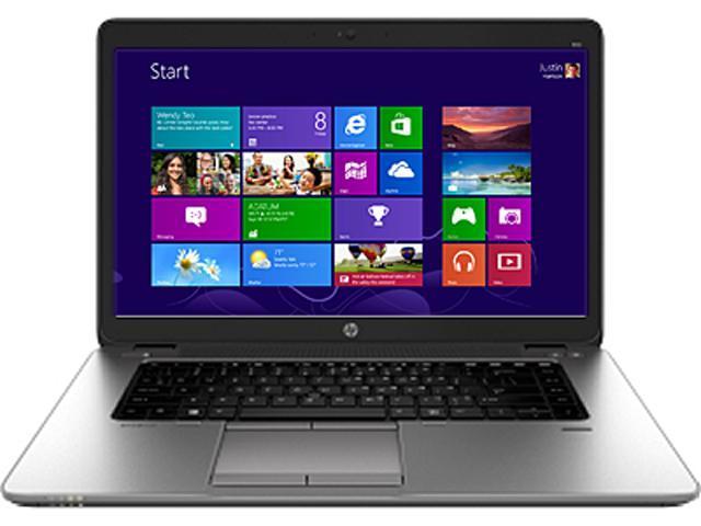 HP J5Q13UT#ABA Notebook Intel Core i5 4210U (1.70GHz) 4GB Memory 500GB HDD Intel HD Graphics 4400 Windows 7 Professional 64-Bit / Windows 8 Pro ...