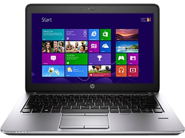 HP EliteBook 725 G1 (J8U69UT#ABA) Notebook AMD A-Series A8 Pro-7150B (1.90GHz) 4GB Memory 500GB HDD AMD Radeon R5 Series 12.5