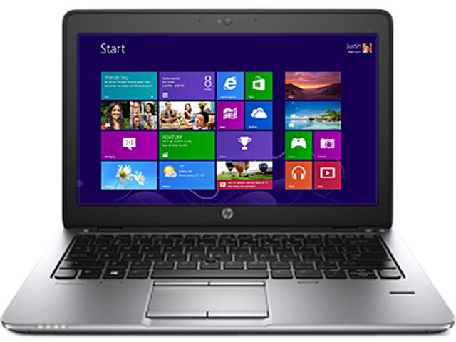 HP EliteBook 725 G1 (J8U68UT#ABA) Notebook AMD A-Series A8 Pro-7150B (1.90GHz) 4GB Memory 180GB SSD AMD Radeon R5 Series 12.5