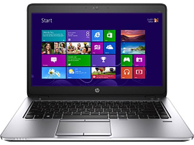 HP EliteBook 745 G1 (J8U64UT#ABA) Notebook AMD A-Series A8 Pro-7150B (1.90GHz) 4GB Memory 500GB HDD AMD Radeon R5 Series 14.0