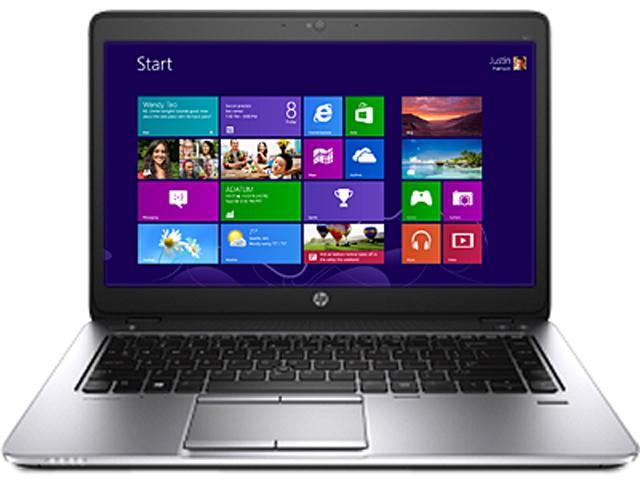 HP EliteBook 755 G1 (J8U66UT#ABA) Notebook AMD A-Series A8 Pro-7150B (1.90GHz) 4GB Memory 500GB HDD AMD Radeon R5 Series 15.6