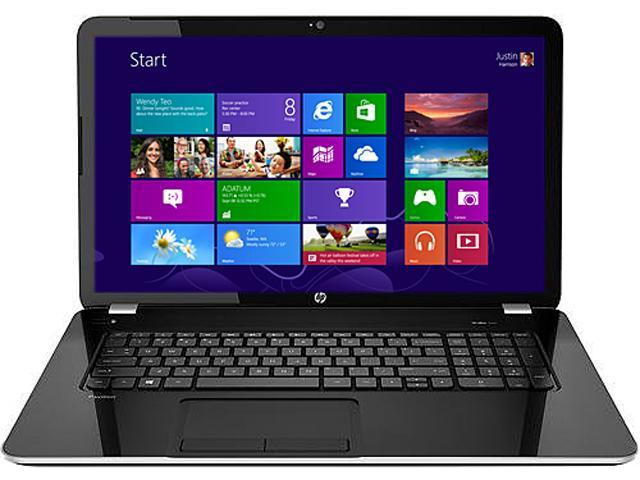 HP ENVY M6-K010DX Notebook AMD A-Series A10-5745M (2.10GHz) 6GB Memory 750GB HDD AMD Radeon HD 8610G 15.6