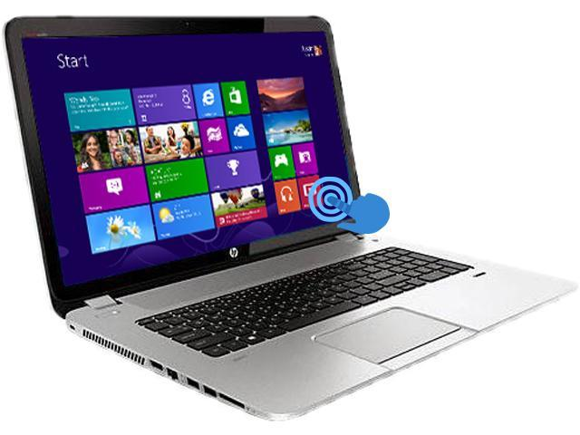HP ENVY 17-J141NR Notebook Intel Core i7 4700MQ (2.40GHz) 16GB Memory 1 TB + 8 GB SSHD HDD NVIDIA GeForce GT 740M 17.3
