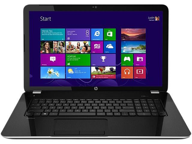 HP Pavilion 17-E108NR (G4X71UAR#ABA) Notebooks AMD A-Series A8-4500M (1.90GHz) 8GB Memory 1TB HDD AMD Radeon HD 7640G 17.3