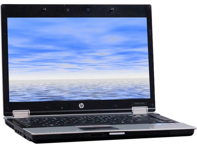 HP 8440P NotebookIntel Core i5 2.40GHz 4GB Memory 500GB HDD 14.1
