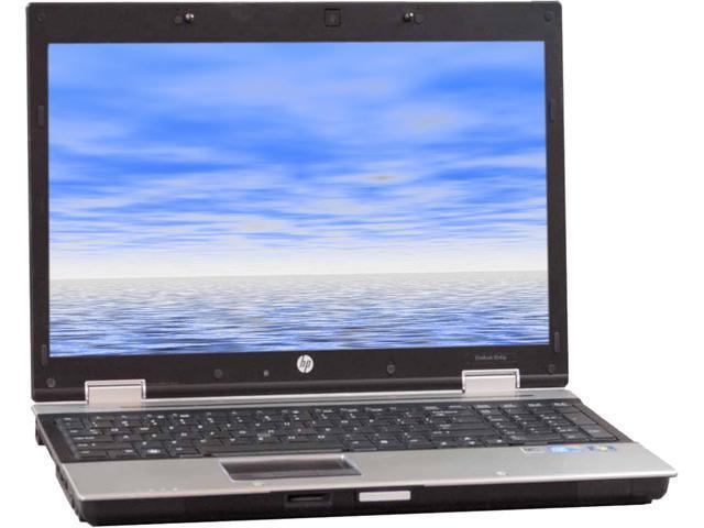 HP Laptop 8540P Intel Core i7 2.67GHz 4GB Memory 500GB HDD 15.6