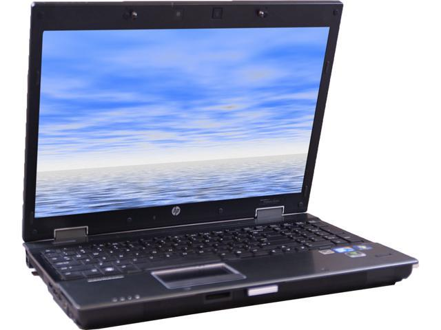 HP 8540W Notebook Intel Core i7 2.67GHz 4GB Memory 750GB HDD 15.6