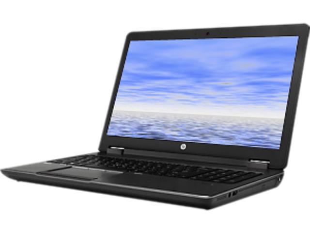 HP ZBook 15 15.6