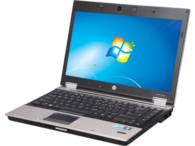 HP 8440P Notebook Intel Core i5 2.40GHz 2GB Memory 250GB HDD 14.1