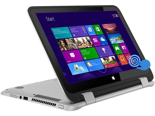 HP Pavilion 13-a013cl (G6T65UAR#ABA) Notebook Intel Core i5 4210U (1.70GHz) 8 GB DDR3L Memory 1TB HDD Intel HD Graphics 4400 13.3
