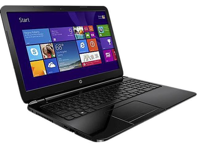 HP 15-g012dx Notebook AMD A-Series A8-6410 (2.00GHz) 4GB Memory 750GB HDD AMD Radeon R5 Series 15.6