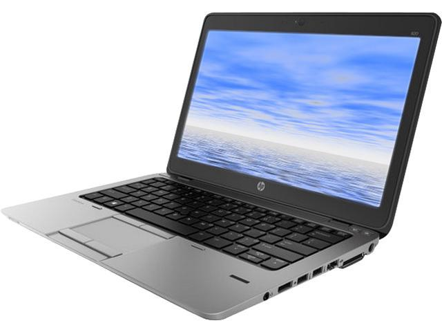 HP EliteBook 820 G1 (G5K12EP#ABA) Intel Core i7 4600U (2.10GHz) 8GB Memory 256GB SSD 12.5