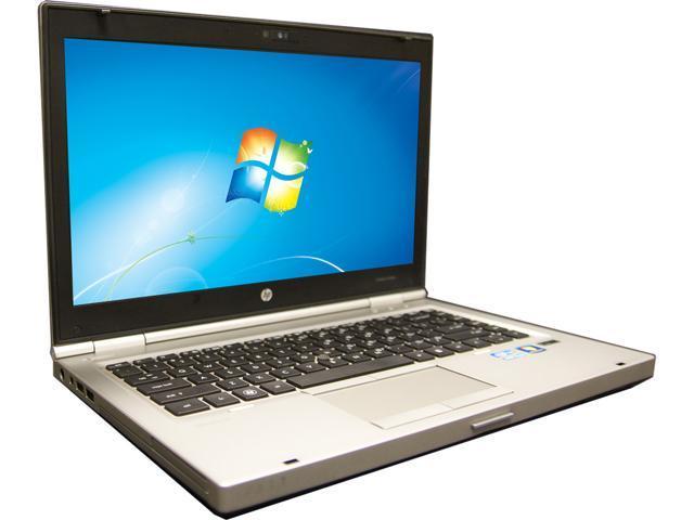 HP 8460P NotebookIntel Core i5 2.50 GHz 4GB Memory 128GB SSD 14.0