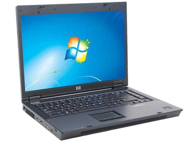 HP 6710B Notebook Intel Core 2 Duo 2.00GHz 4GB Memory 750GB HDD 15.4