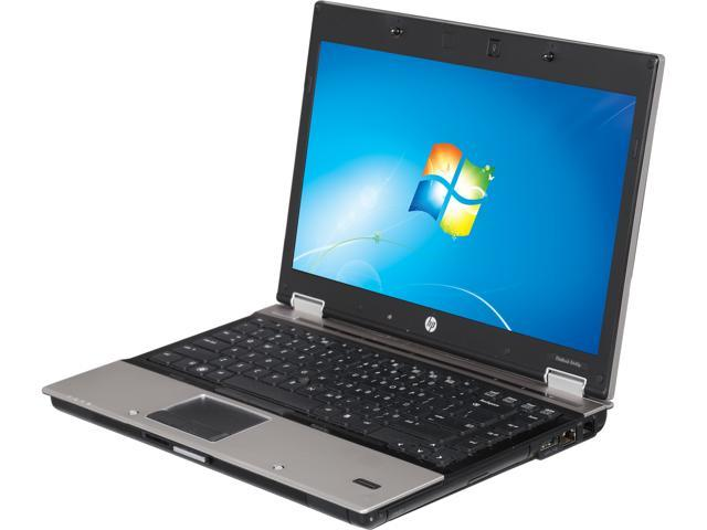 """HP Elitebook 8440P (Microsoft Authorized Recertified) 14.1"""" Notebook with Intel Core i7 620M 2.66Ghz, 4GB DDR3 RAM, 250GB HDD, DVD-ROM, Windows 7 ..."""