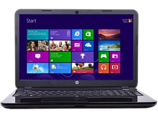 HP 15-G018DX Notebook AMD A-Series A6-6310 (1.80GHz) 4GB Memory 500GB HDD AMD Radeon R4 Series 15.6