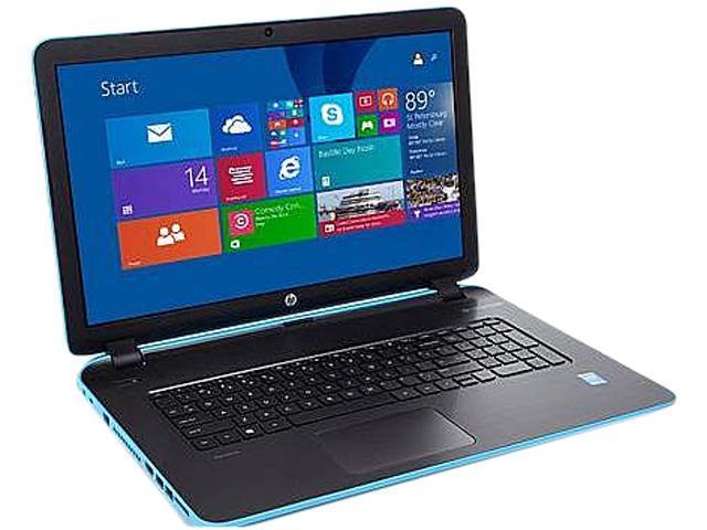 HP Pavilion 17-F133DS Notebook Intel Core i5 4210U (1.70GHz) 8GB Memory 1TB HDD Intel HD Graphics 4400 17.3