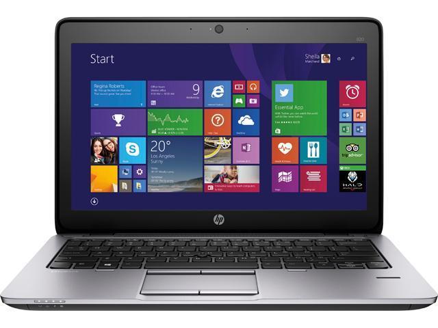 HP Laptop EliteBook 820 G2 (L3Z40UT#ABA) Intel Core i7 5600U (2.60GHz) 8GB Memory 180GB SSD Intel HD Graphics 5500 12.5