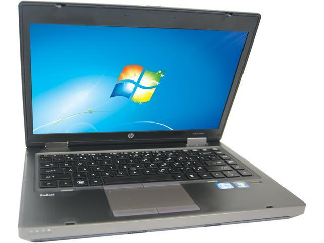 HP 6460B Notebook Intel Core i5 2520M (2.50GHz) 4GB Memory 256GB SSD Intel HD Graphics 3000 14.0