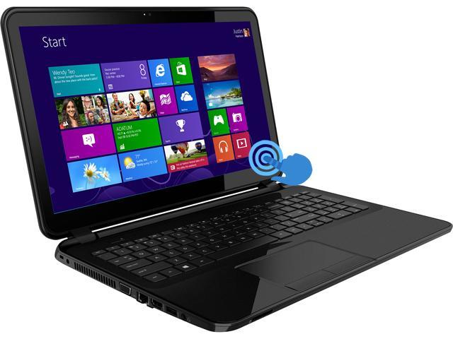 HP Laptop 15-r150nr Intel Core i3 4005U (1.7GHz) 4GB Memory 750GB HDD Intel HD Graphics 4400 15.6