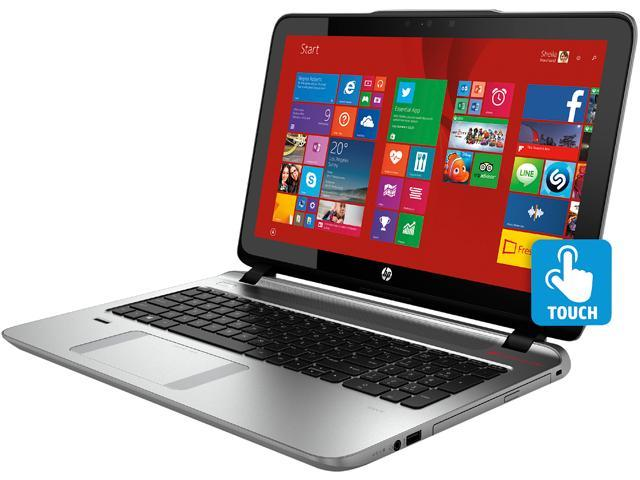 HP Laptop ENVY 15-K230nr Intel Core i7 4720HQ (2.60GHz) 8GB Memory 1TB HDD Intel HD Graphics 4600 15.6
