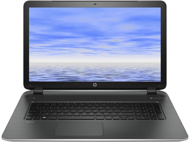 HP Laptop Pavilion 17-f030us Intel Core i3 4030U (1.90GHz) 4GB Memory 750GB HDD Intel HD Graphics 4400 17.3